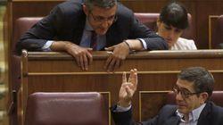 Madina renuncia a sentarse delante de Sánchez en el hemiciclo y le cede su