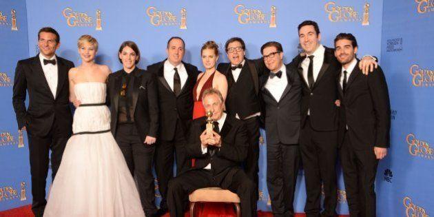 Globos de Oro 2014: triunfan