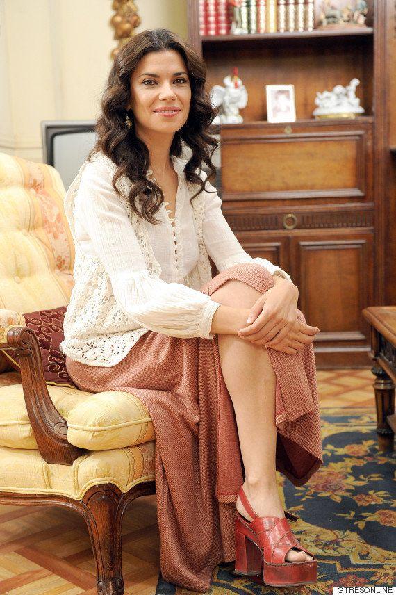 Irene Visedo volverá a ser Inés Alcántara en 'Cuéntame' la próxima