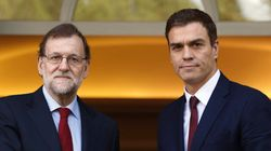 Rajoy y Sánchez reiteran sus posiciones en una conversación