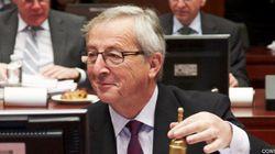Juncker, el dinosaurio que bromeaba de