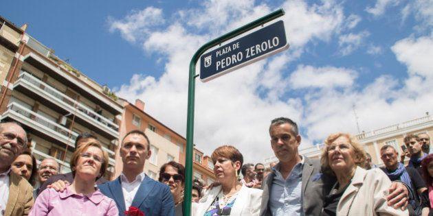 Pedro Zerolo ya tiene su plaza en