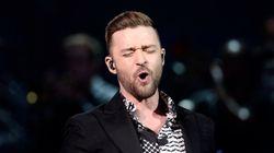 Vuelve a ver la actuación de Justin Timberlake en