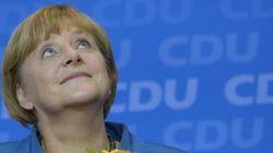 Merkel consigue su mejor