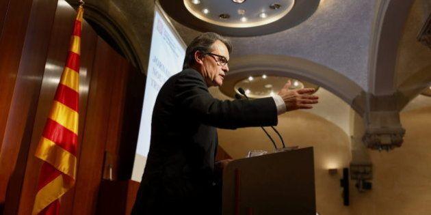 Cataluña planea una Hacienda propia similar a Suecia y