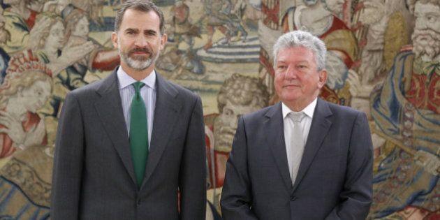 El rey de España inicia las consultas con los partidos para la formación de