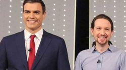 Unidos Podemos se consolida como segunda fuerza política en un sondeo de 'La