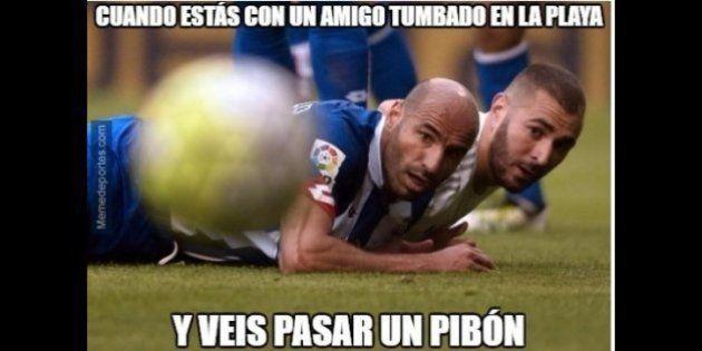 El Real Madrid pierde la liga y Ronaldo el