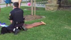Renuncia el policía que amenazó a varios adolescentes con su