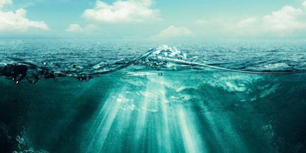 Esto es lo que el agua del mar puede hacer por ti... y lo que