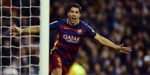 El Barcelona humilla al Madrid con una goleada en el Bernabéu