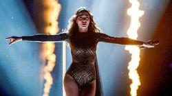 La gala, en GIFS: del 'zapateao' de Barei a la Beyoncé