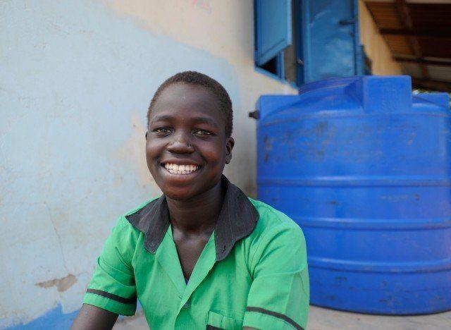 Pese al hambre, la discriminación y el conflicto, estas chicas apuntan