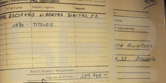 Bárcenas entrega a Ruz documentos para inculpar al extesorero Álvaro