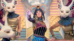 El vídeo de Katy Perry a lo Cleopatra explicado en