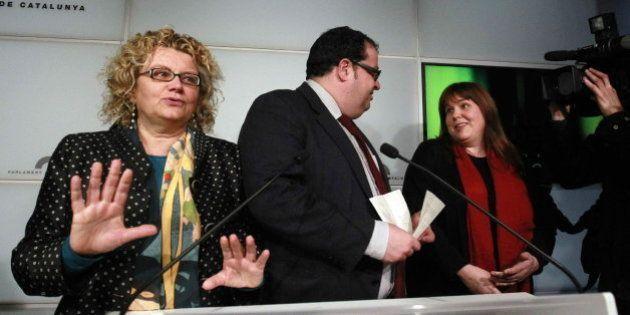 El PSC lleva a los tres diputados díscolos a la Comisión de