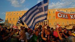 En Grecia, el pueblo es la