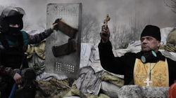 Bendición para la revolución y otras 11 fotos que deja este