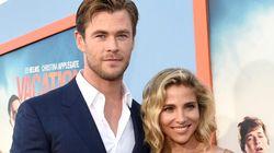 La respuesta de Chris Hemsworth a los rumores de crisis con Elsa
