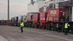 Detenidos dos españoles del Dakar por introducir 1,4 toneladas de