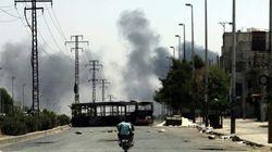 Assad lanza una ofensiva en el sur de