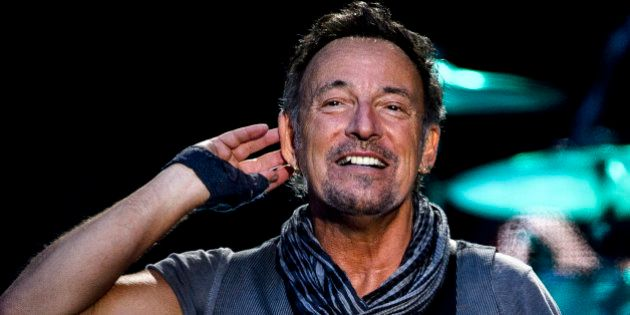 Bruce Springsteen escribió una canción para 'Harry Potter' que nunca se