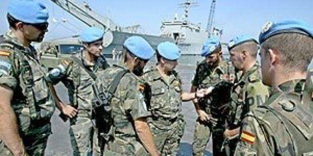 Muere un soldado español en el Líbano en un accidente de