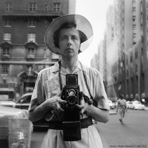 El trabajo de Vivian Maier, la Mary Poppins fotógrafa, llega a