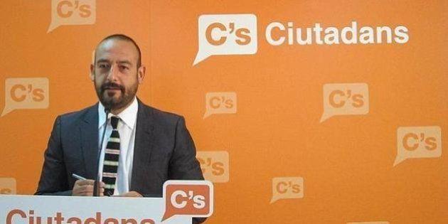 El TSJC investiga a Jordi Cañas, portavoz de Ciutadans en el Parlament, por fraude
