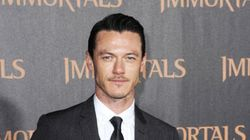 James Bond y Luke Evans. ¿Una extraña