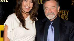 La viuda de Robin Williams cuenta en una carta el infierno que lo llevó al