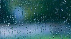 Llegan las lluvias: no hagas planes para el fin de