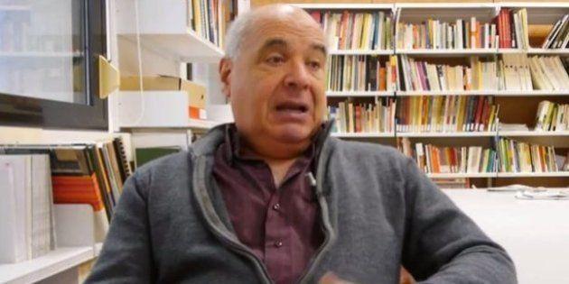 Lluís Rabell, candidato de la lista unitaria 'Catalunya sí que es pot' para la