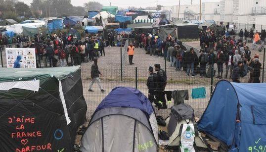 El adiós a 'La Jungla' de Calais en