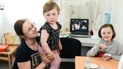 Ucrania: el desplazamiento complica la situación de los niños con