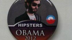 Un 'hipster' catalán en el 'merchandising' de Obama