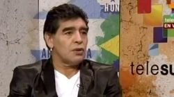 Maradona critica a Casillas y llama