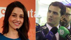 Ya son oficialmente los candidatos de Ciudadanos a La Moncloa y a la