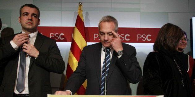 Fabián Mohedano: el PSC estudia expulsar a un miembro de su ejecutiva por ir a un mitin de