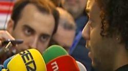 La entrevista más tensa de Marcelo acaba en