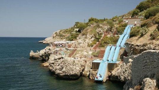Tiene 11 cuestas y está en Sicilia: este es el tobogán más chulo del