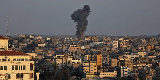 Al menos 22 muertos palestinos en Gaza tras la ruptura de la