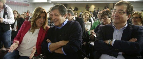 Javier Fernández, un hombre para poner paz en el
