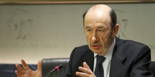 Rubalcaba afirma que la fecha de las primarias del PSOE es