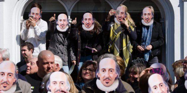 Reino Unido festeja con numerosos actos los 400 años de la muerte de