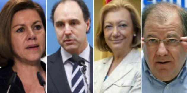 El PP ratifica como candidatos a Cospedal, Herrera, Rudi y