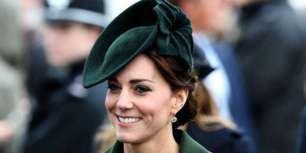 Kate Middleton será redactora por un día en la edición británica del 'Huffington