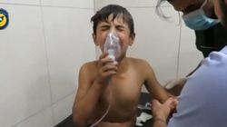 Los supuestos bombardeos químicos sobre Alepo serán