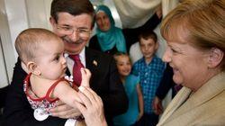 Merkel, en Turquía para fiscalizar el acuerdo sobre