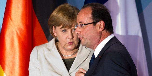 Merkel y Hollande piden una reunión urgente de la UE sobre
